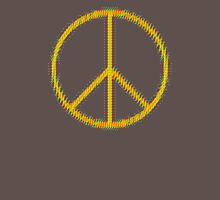 Peace Sign Symbol Abstract 5 Unisex T-Shirt