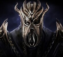 The Elder Scrolls V - Skyrim Dragonborn by ghoststorm