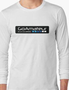 Go Amateur Sticker T-Shirt