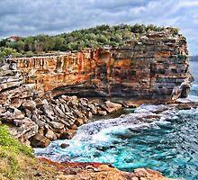 Cliff Walk, Sydney, Australia by vadim19