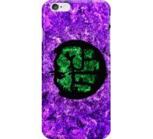 Hulk Fist Case iPhone Case/Skin