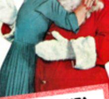 Dear Santa Define GOOD Sticker