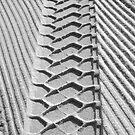 Sand track by Etienne RUGGERI Artwork