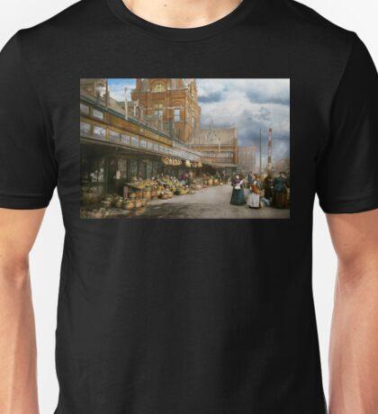 City - Kansas City farmers market - 1906 Unisex T-Shirt