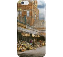 City - Kansas City farmers market - 1906 iPhone Case/Skin