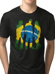 Brasileiros III Tri-blend T-Shirt