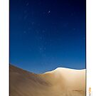 Sand dune Star Trails by Kirk  Hille