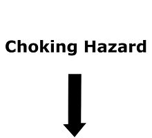 Choking hazard by Raver Monki