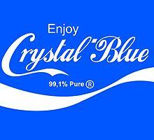 Crystal Blue by NinoMelon