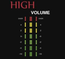 dance, high volume by hottehue