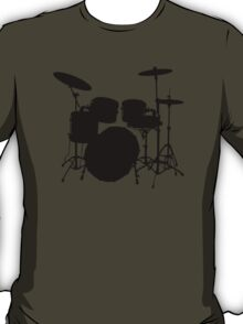 Drum Set Icon Symbol T-Shirt