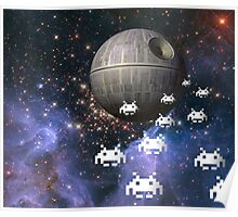 Star Invaders Poster