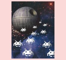 Star Invaders Kids Clothes