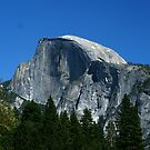 Majestic Half Dome by photoclimber