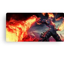 League of Legends Brand Canvas Print