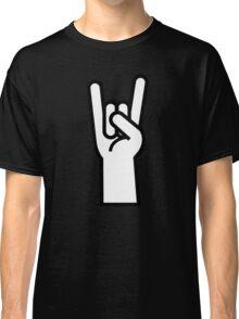 Heavy Metal Head Banger Classic T-Shirt