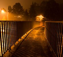 Freeway Bridge by burley