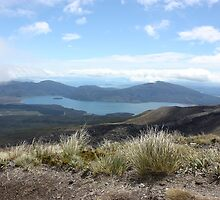 Tongariro Crossing by Will Walters-Symons