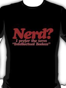 Nerd humor T-Shirt