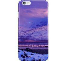 Easter Colors of Palomino Valley iPhone Case/Skin