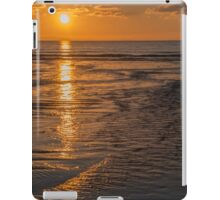 A Winter Sunset iPad Case/Skin