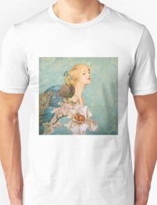 Like A Garden from The Sea T-Shirt