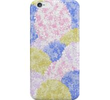Fields Of Hydrangeas iPhone Case/Skin