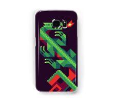 Fire Lizard Samsung Galaxy Case/Skin