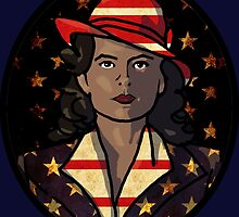 Agent Carter - Peggy Carter by BagChemistry