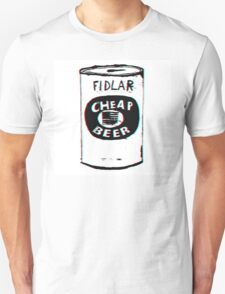 FIDLAR - Cheap Beer Unisex T-Shirt