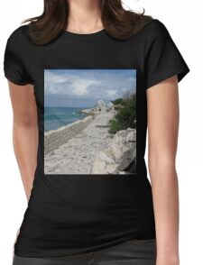 Step Up Sunny Womens Fitted T-Shirt