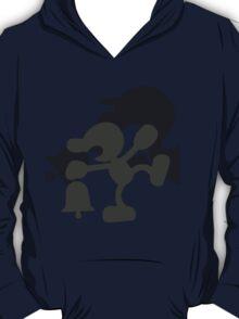 Smash Bros - Mr. Game & Watch T-Shirt