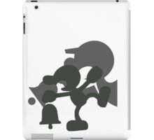 Smash Bros - Mr. Game & Watch iPad Case/Skin