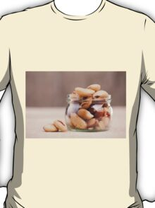 Brazil nuts from Bertholletia excelsa T-Shirt
