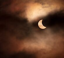 Solar Eclipse 2015 - 09.22am by IanJTurner