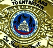 Ed Banger Records - Ed Rec Vol. III Sticker