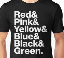 Morphin' Jetset Unisex T-Shirt