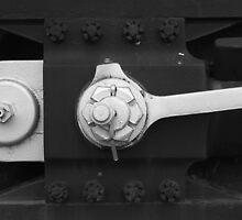 Locomotive drive mechanism 2 by William Fehr