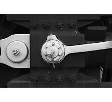 Locomotive drive mechanism 2 Photographic Print