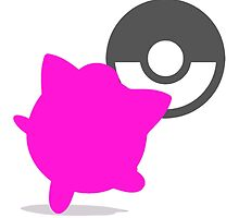 Smash Bros - Jigglypuff by Exclamation Innovations
