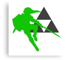 Smash Bros - Link Canvas Print