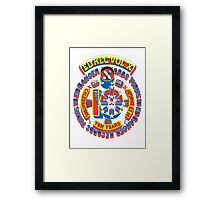 Ed Banger Records - Ed Rec Vol. X Framed Print