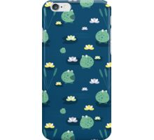 Cute frogs iPhone Case/Skin