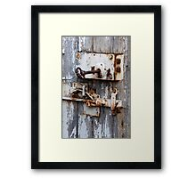 Locksmith's Dream Framed Print