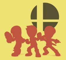Smash Bros - Mii Fighter Kids Clothes