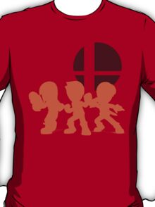 Smash Bros - Mii Fighter T-Shirt