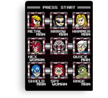 Ultraman 3 Megavengers shirt mug leggings pillow phone case Canvas Print