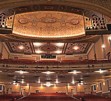 Allen Theater Balcony by MClementReilly