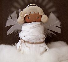 CHUNKIE Guardian Angel by © Karin Taylor