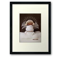 CHUNKIE Guardian Angel Framed Print